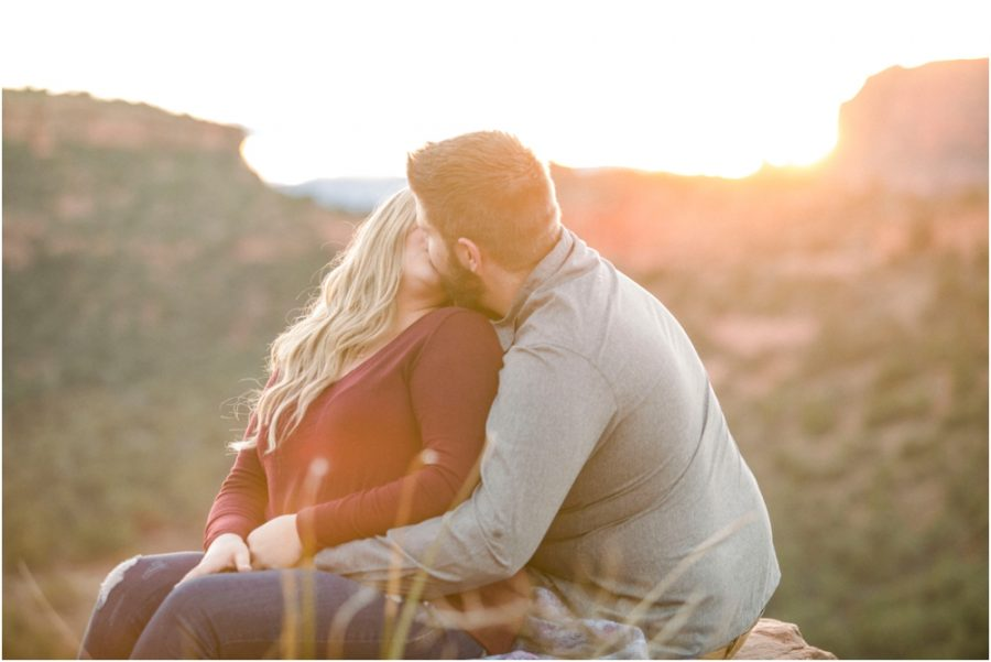 Sedona Engagement Session Jenn Sutton Photography